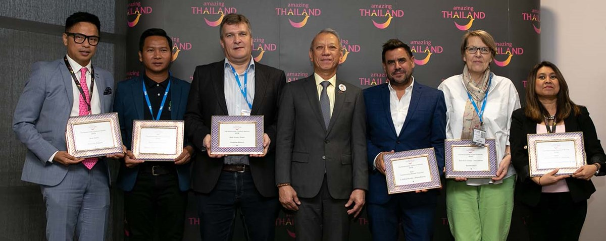 Responsible Thailand Awards 2019 winners